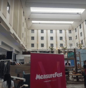 Measurefest at Jury's Inn Brighton